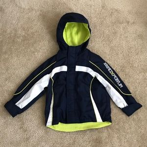 Boys All Weather Jacket
